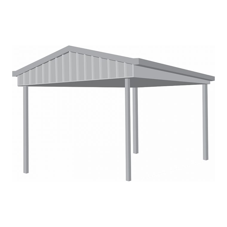 3 x 6 Gable Carport