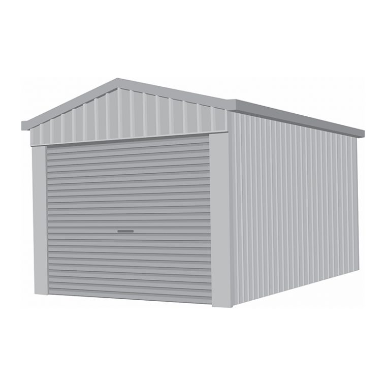 3 x 6 Single Roller Shed