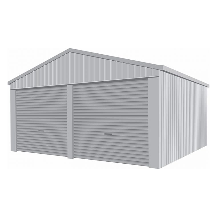6 x 6 Single Roller Shed