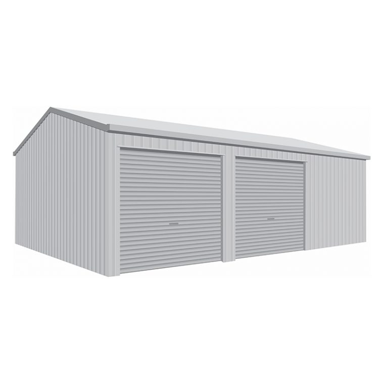 6 x 9 Double Roller Shed