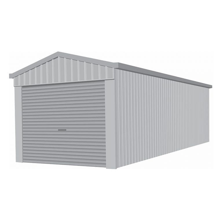 3 x 9 Single Roller Shed